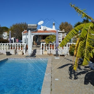 3 Bed Spacious villa with stunning sea views ref427